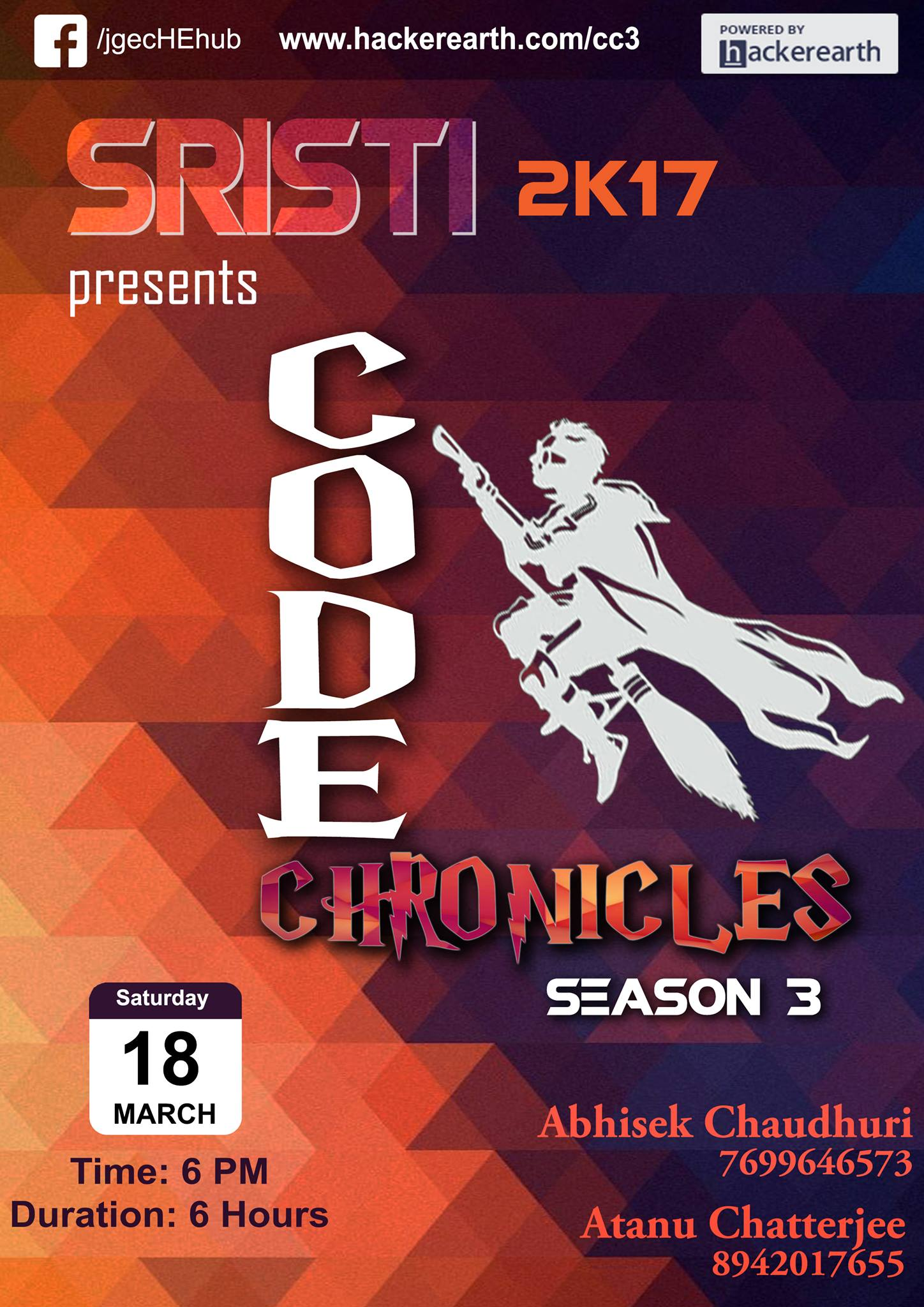 Code Chronicles Season 3