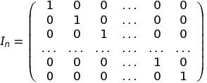 identity_matrix