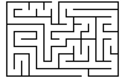 e maze in basics of input output basic programming practice