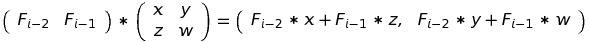 fibo_matrix_mult